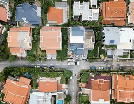 aerial-houses