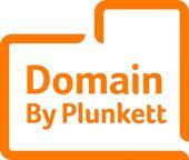 Domain By Plunkett logo
