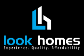 Look Homes logo