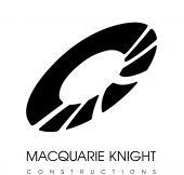 Macquarie Knight Constructions logo