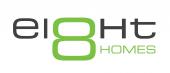 Eight Homes logo
