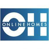 Online Homes logo