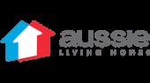 Aussie Living Homes logo
