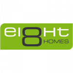 Logo of Eight Homes (VIC)
