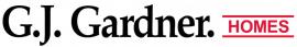 GJ Gardner Homes logo