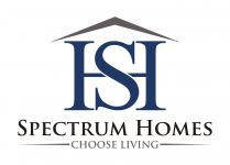 Spectrum Homes logo