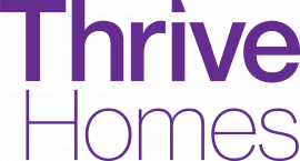 Thrive Homes logo