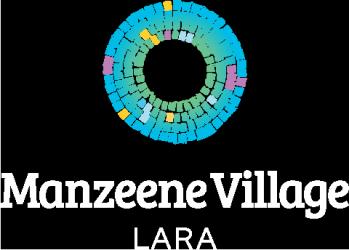 Manzeene Village Logo