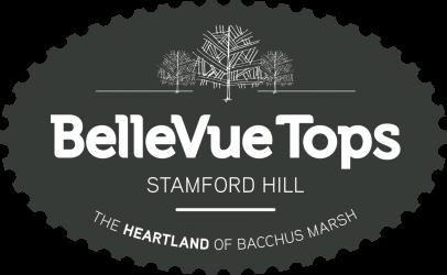 BelleVue Tops Logo