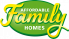 Affordable Family Homes Logo