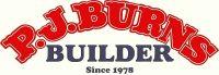 PJ Burns Builder logo