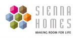 Sienna Homes logo