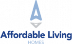 Affordable Living Homes logo