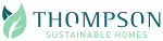 Thompson Sustainable Homes logo