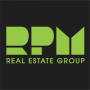 RPM Real Estate logo