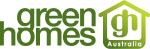 Green Homes Australia logo