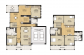 Henley by Sterling Homes - from $294,550 - Floorplans, Facades ...