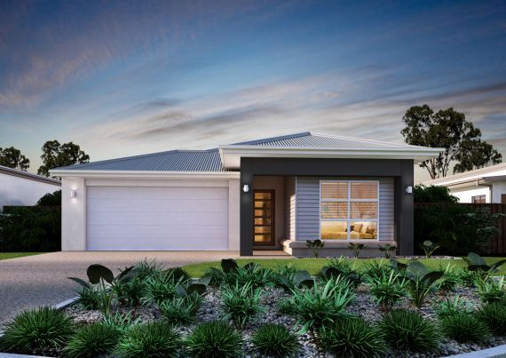 Mandalay 23 by vantage homes qld from 229 900 for New home designs qld