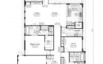 The Lyria by Redink Homes - from $327,990 - Floorplans, Facades ...